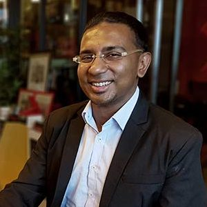 RAJ SAND, Head of Information Technology